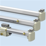 Calstar - Ex de Emergency Fluorescent single and twin fittings for 18 to 58 Watt Lamps