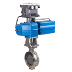 Buttefly Valves_Wafer type (series L12)