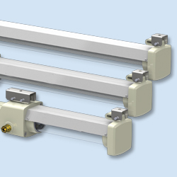 Calstar - Ex d Fluorescent single and twin fittings for 18 to 58 Watt Lamps