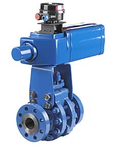 Ball valve_ for ASME classes (series D )
