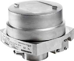 ND9300 intelligent valve controller, stainless steel flameproof enclosure